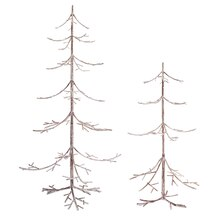 Weathered Branch Trees, Set of 2